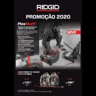 Ridgid Promoção 2020