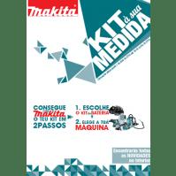 Makita kit à sua medida Abril-Jun 2019